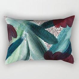 Telluric Rectangular Pillow
