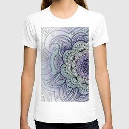 Mandala Violet T-shirt