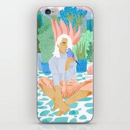 Early Lovebird iPhone Skin