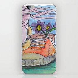 Ballet contemporaneo iPhone Skin