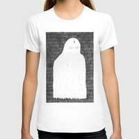 ghost T-shirts featuring Ghost by David Penela