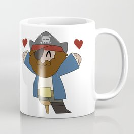 Pirate Love Coffee Mug