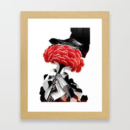Carnation Revolution Framed Art Print