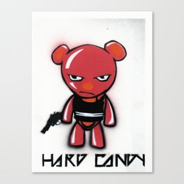 hard candy Canvas Print