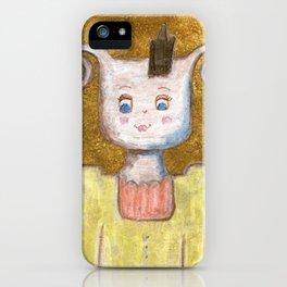 Princess Yvette iPhone Case