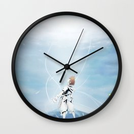 Treehouse in Kingdom Hearts Wall Clock