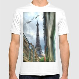paris, je t'aime T-shirt