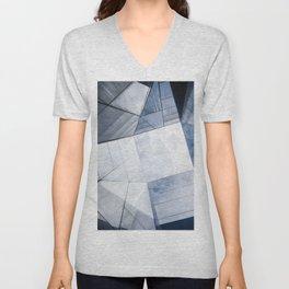 Cubism Unisex V-Neck