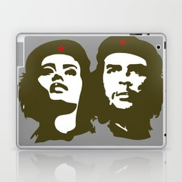 Che Guevara and the woman he loved Laptop & iPad Skin