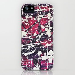 Hopkin's Bedtime - Pink iPhone Case