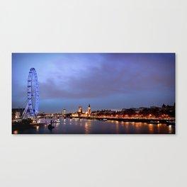 London View Canvas Print