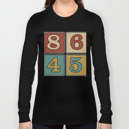 86 45 Long Sleeve T-shirt