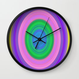 Pearla and Ever Wall Clock