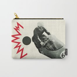 Motorcycle Madness Carry-All Pouch