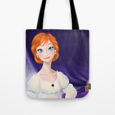 Her royal highness, the princess Anna  Tote Bag