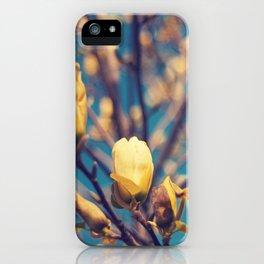 Tulip Tree iPhone Case