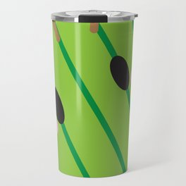 Cactuar Block Travel Mug