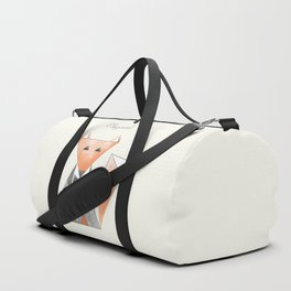 Elegant Fox Duffle Bag
