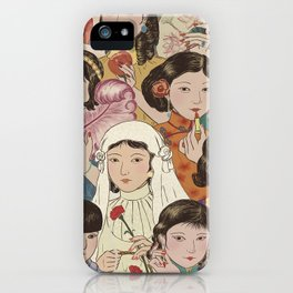 The Song of Everlasting Sorrow #1 iPhone Case