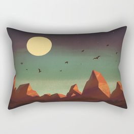 Pinnacles National Park Rectangular Pillow