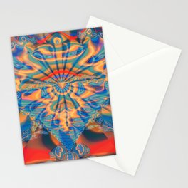 Midas Chakra Stationery Cards