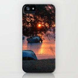 On a Magic Night iPhone Case