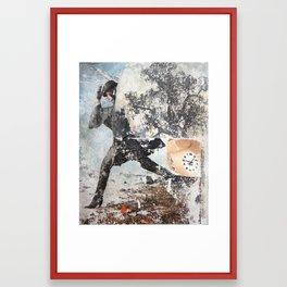 Days of Old Framed Art Print