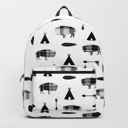 Buffalo Tribe Backpack