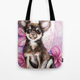Dream Puppy Tote Bag