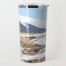 The Old Homestead Travel Mug