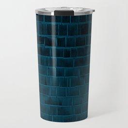 Wooden wall petroleum Travel Mug