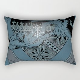 Gandr Rectangular Pillow