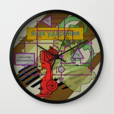 Compensatorial Wall Clock