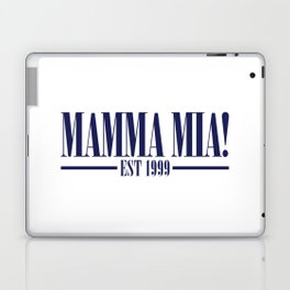 MAMMA MIA Laptop & iPad Skin