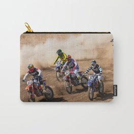 Motocross race Carry-All Pouch