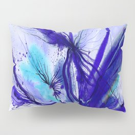 Organic Ecstasy No. 48e by Kathy Morton Stanion Pillow Sham