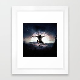 Animus Framed Art Print