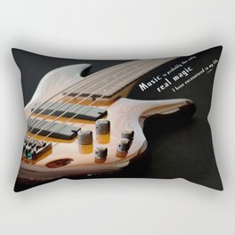 Music is Real Magic Rectangular Pillow