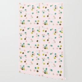 Mini Doughnuts & Sprinkles Wallpaper