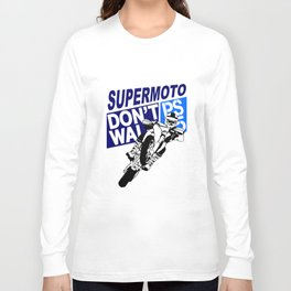 Supemoto Long Sleeve T-shirt