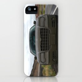 Aftermath of the Mud Flood (...and suddenly things went dark!) iPhone Case
