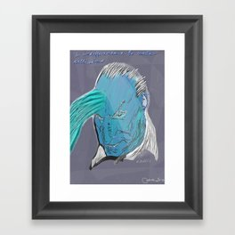 Norberto  Framed Art Print