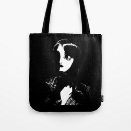 Art Deco Woman - Sin City Style Tote Bag