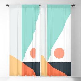 Geometric 1712 Blackout Curtain