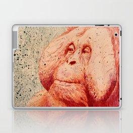 Wise ol' Orangutan Laptop & iPad Skin