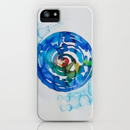 Essence Of The Unconscious iPhone Case