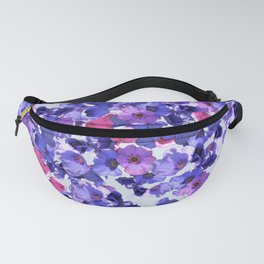 In the land of grey and pink Fanny Pack