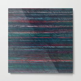 linescape Metal Print