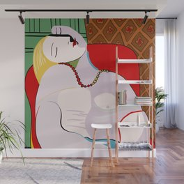 Picasso - The Dream Wall Mural