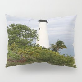 Bill Baggs - Cape Florida Light Pillow Sham